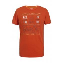 T-shirt Icepeak BARTLETT burned orange