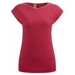 T-shirt Millet CLOUD PEAK WOOL TS SS W tango