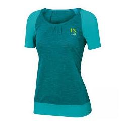T shirt Karpos PIAN DI CENGIA Blue Bird