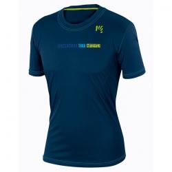 T-shirt Karpos PROFIL JERSEY Insigna Blue