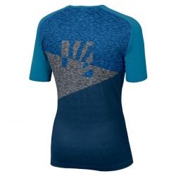 T-Shirt Karpos CRODA ROSSA JERSEY Insigna Blue/Dresden Blue