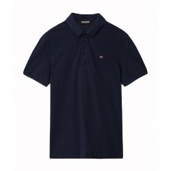 Polo shirt Napapijri EOLANOS medieval blue