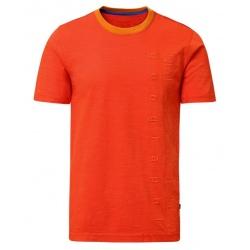 T-shirt Napapijri SELTON orangeade