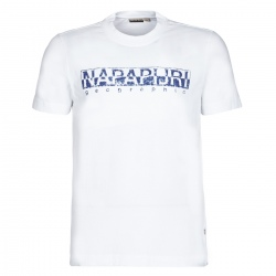 T-shirt Napapijri SOLANOS brightwhite