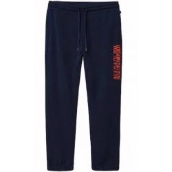 Pantalon de survêtement Napapijri MOLANOS medieval blue