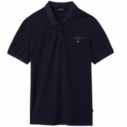 Polo shirt Napapijri ELBAS dark blue