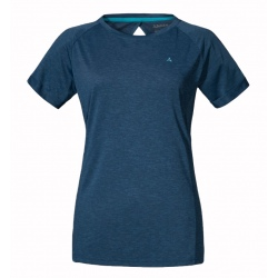 T-shirt Schöffel T SHIRT BOISE2 dress blues