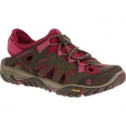 Chaussures Merrell ALL OUT BLAZE SIEVE Boulder Fushia