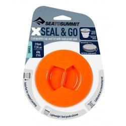 Sea To Summit X-SEAL & GO SMALL 215ML orange