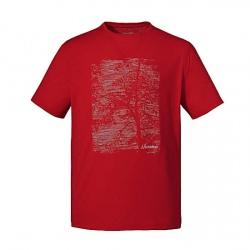 T-shirt Schöffel T SHIRT SAO PAULO4 goje berry