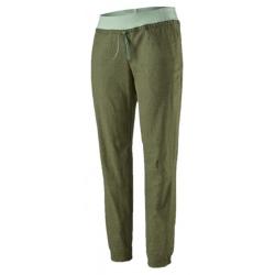 Pantalon Patagonia WOMEN'S HAMPI ROCK PANTS camp green