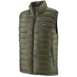 Sleeveless jacket Patagonia MEN'S DOWN SWEATER VEST industrial green