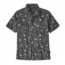 Shirt Patagonia MEN'S BACK STEP SHIRT forge grey