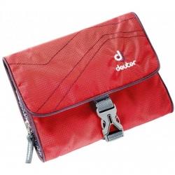 Trousse de toilette Deuter WASH BAG I red