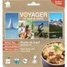Repas lyophilisé Voyager Bœuf en Sauce et son Riz 80g
