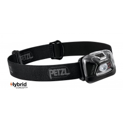Lampe frontale Petzl TACTIKKA Black