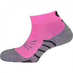 Socquettes Monnet RUN PERF Pink