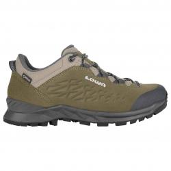 Chaussures de randonnée Lowa EXPLORER GTX LO olive/grey
