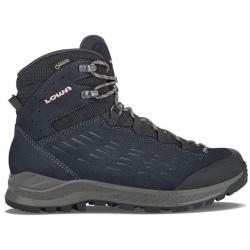 Chaussures de randonnée Lowa EXPLORER GTX MID WS navy/rosé