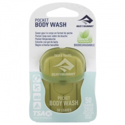 Savon En Feuilles Pocket Body Wash Sea To Summit