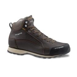 Chaussures de rando Trezeta FLOW MID Leather Brown
