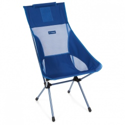 Chaise Helinox SUNSET CHAIR Blue block