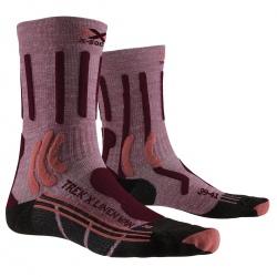 Chaussettes X-Socks W TREK X LINEN rg/gr