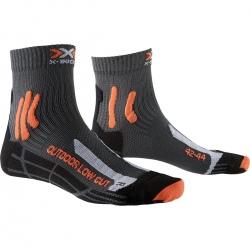 Socks X-Socks TK OUT LOW CUT ant/og