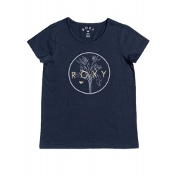 T-shirt Roxy ENDLESS MUSIC FOIL mood indigo