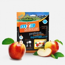 Repas lyophilisé MX3 Compote de pomme 151 kcal