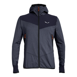 Technical jacket Salewa AGNER HYBRID PL Premium navy mix