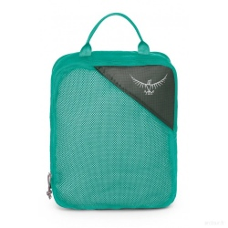 Storage cube Osprey ULTRALIGHT DOUBLE SIDED CUBE M tropic teal