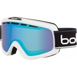 Masque Bollé NOVA II White Black Matte Polarized Aurora