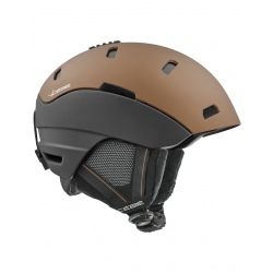 Casque Cébé PREVENTS Mat Brown Black