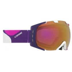 Goggles Cébé ORIGINS M pink & violet