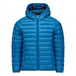 Jacket Jott HUGO ML CAPUCHE BASIQUE Blue