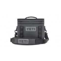 Soft Cooler Yeti Hopper Flip 8 Charcoal
