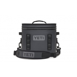 Soft Cooler Yeti Hopper Flip 12 Charcoal