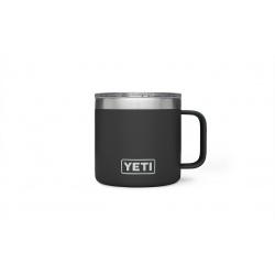 Mug Yeti Rambler 14 Oz Black