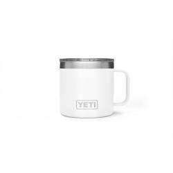 Mug Yeti Rambler 14 Oz White