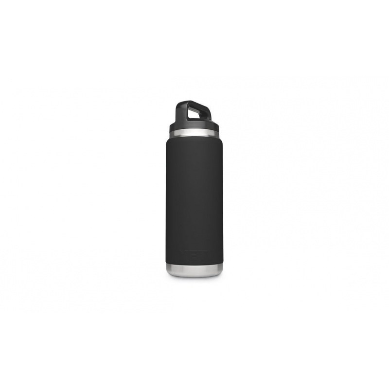 Gourde yeti Rambler Bottle 26 Oz Black