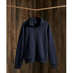Sweat Superdry OL CLASSIC TRACK TOP Rich navy
