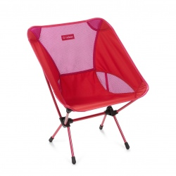 Chaise Helinox CHAIR ONE Red block