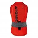Dorsale Atomic LIVE SHIELD Vest M Red