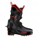 Chaussures de ski Atomic BACKLAND CARBON Black / Red