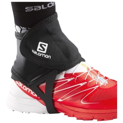 Guêtres de trail basses Salomon Low Black