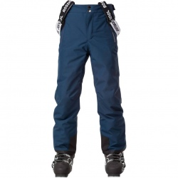 Pantalon de ski Rossignol BOY HIVER PANT Dark navy