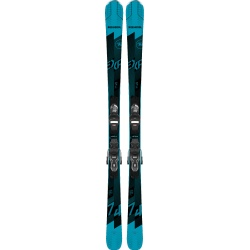 Pack de skis Rossignol EXPERIENCE 74 + fixations XPRESS 10 B83 GW RTL Black