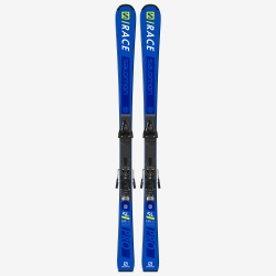 Pack de ski Salomon T S/RACE PRO Jr SL / Jr Rtrak + L10 B