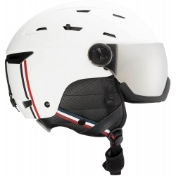 Helmet Rossignol ALLSPEED VISOR IMPACTS STRATO White